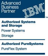 Wir sind IBM Businesspartner - Storage, System x, POWER System